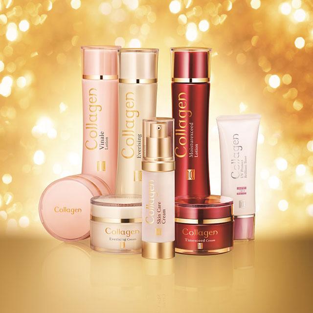 Kết quả hình ảnh cho collagen cosmetics products