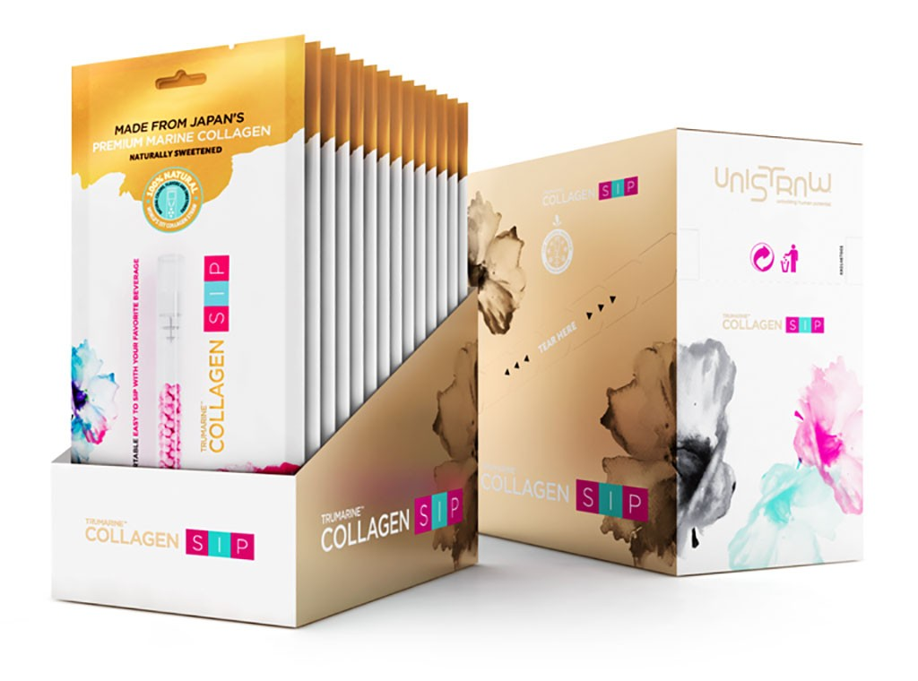 Nippi Collagen and Unistraw Partnership
