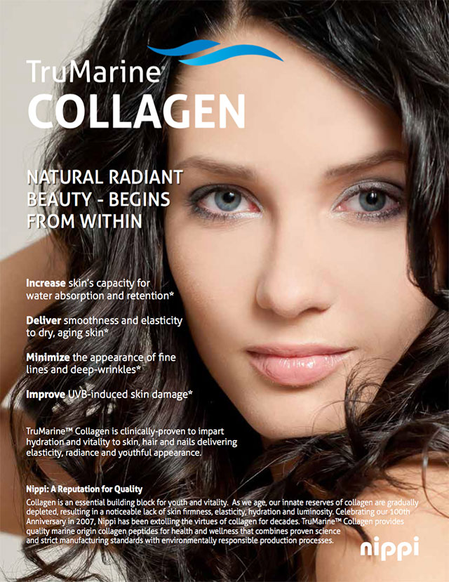 TruMarine Collagen beauty from within